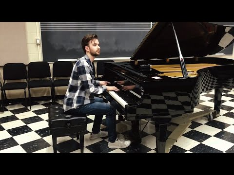 """In the Mood"" - Glenn Miller | Joshua Burniece Piano Cover"