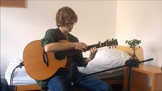 Shanghai (Andy Mckee - Cover)