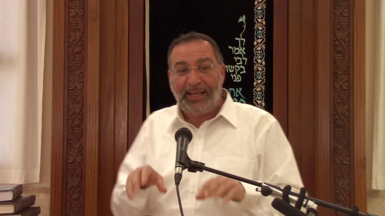 שיעור הכנה לפסח | הלכה, אגדה | הרב בן ציון אלגאזי