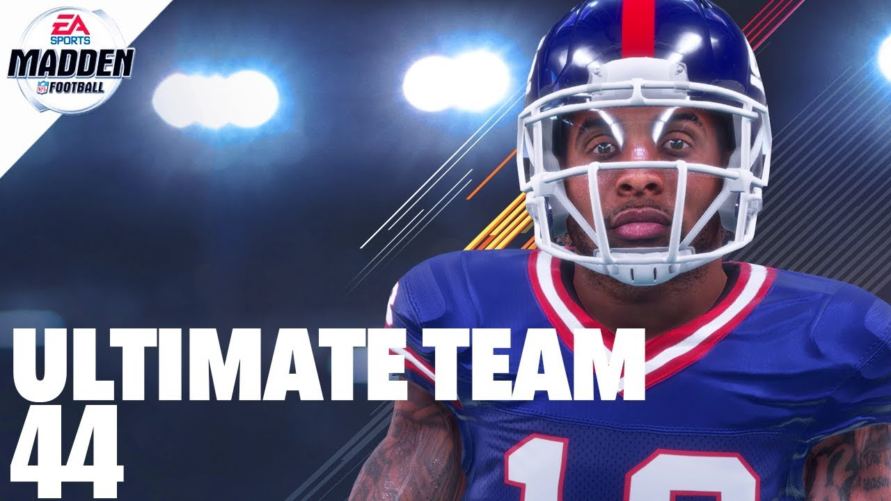 Madden 18 Ultimate Team - The Playoffs Ep.44