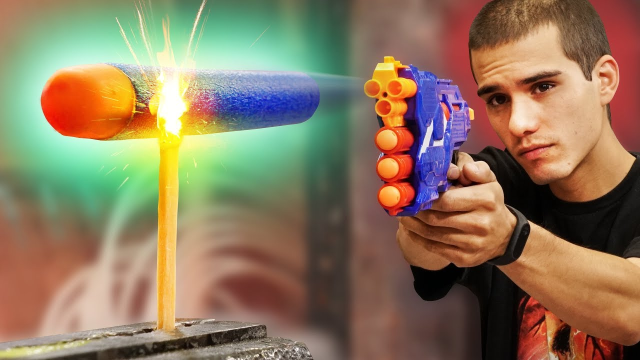 can-a-nerf-dart-light-a-match-ft-battle-universe