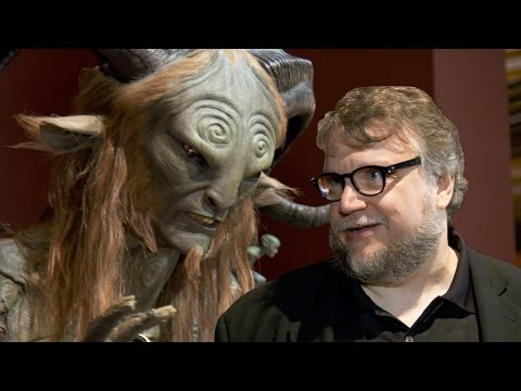 Visiting Guillermo Del Toro's Church of Monsters Nerdist Special Report