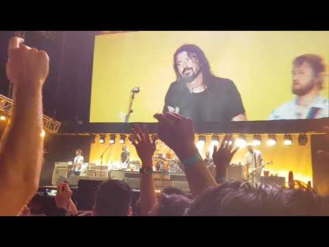 FOO FIGHTERS - My Hero (Live in Singapore)