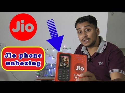 Reliance Jiophone unboxing as a consumer and brief feature review | Hindi
