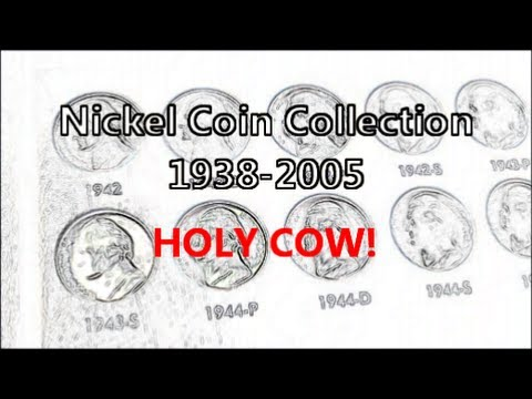 ULTIMATE NICKEL COLLECTION 1938-2005 Jefferson Nickel Album - Box 2 from Coin Master