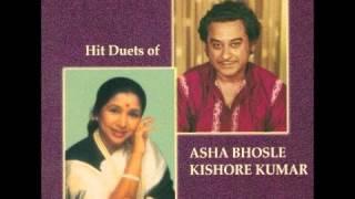Asha Bhosle & Kishore Kumar - Mausam Pyar Ka Rang Badalta Rahe - [Duets Of Asha Kishore]
