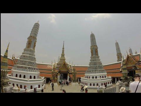 Bangkok - the capital of Thailand
