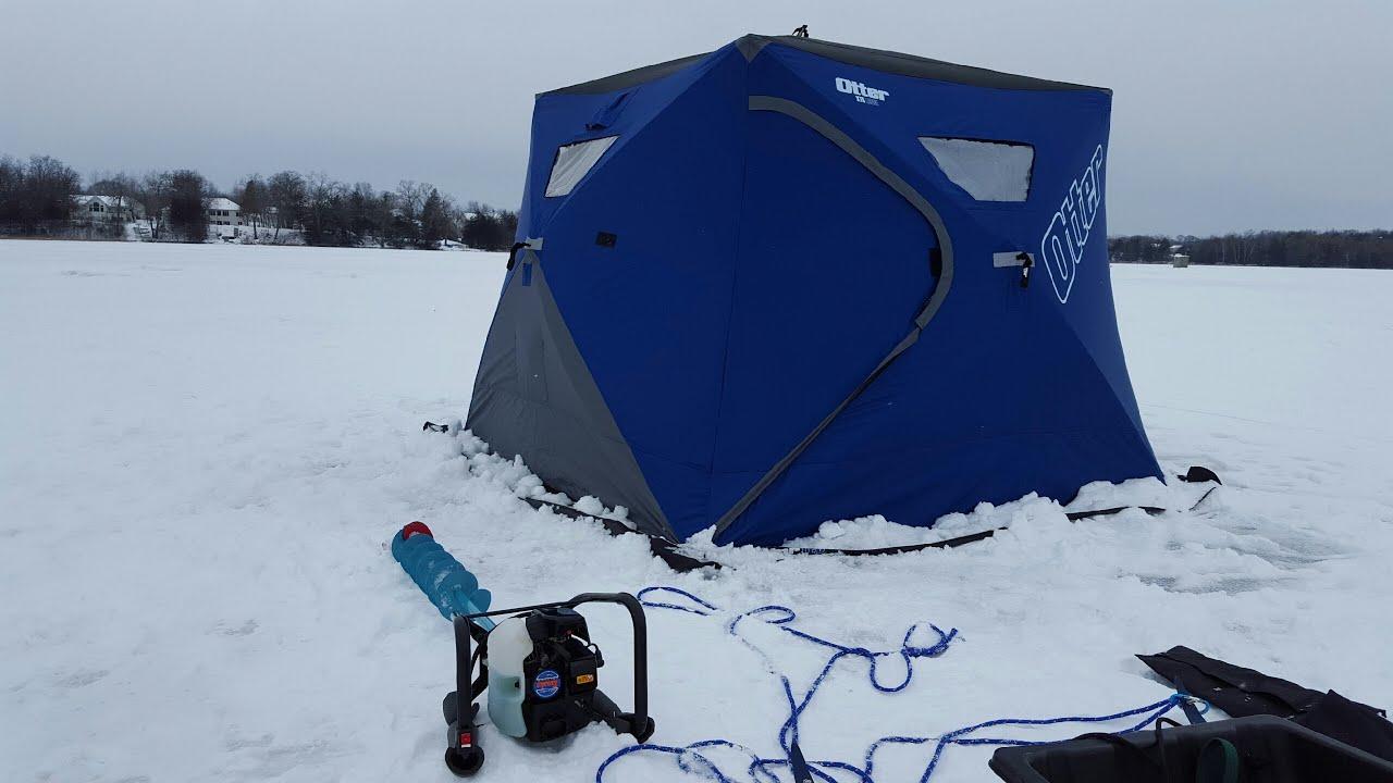 Minnesota ice fishing 2016 youtube for Ice fishing reports mn