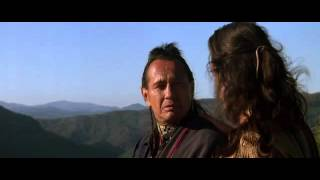 "Last Of The Mohicans - ""but Once, We Were Here"""