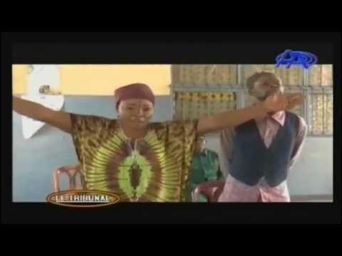 extrait théâtre Congolais LE TRIBUNAL
