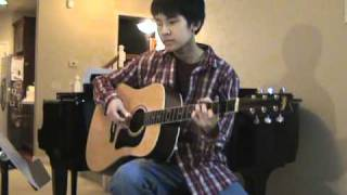 My Love (Westlife) - Guitar Played by Andy Le