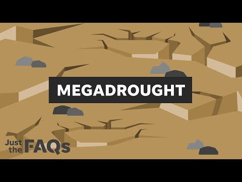 Megadrought, water shortage, global warming threatens US Southwest | Just the FAQs