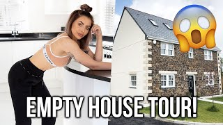 EMPTY HOUSE TOUR 2019!! MOVING VLOG! OUR NEW HOME!
