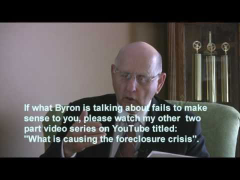 The Minnesota Transportation Act 3 of 3 -Byron Dale