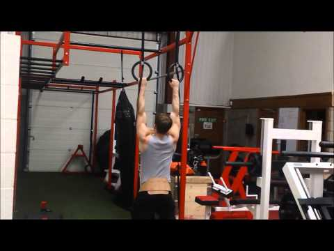 Exercises On Gymnastic Rings With Weight Vest Doovi