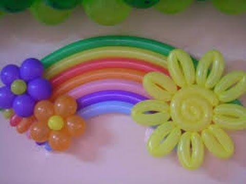 Como hacer figuras con globos youtube - Como hacer figuras con chuches ...