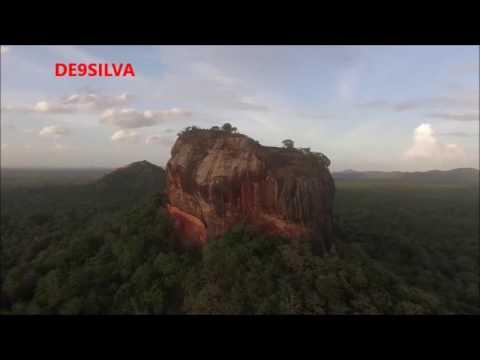 Sri Lanka Aerial View...