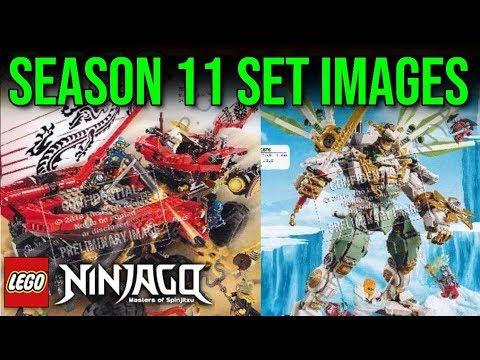 Lego ninjago season 11