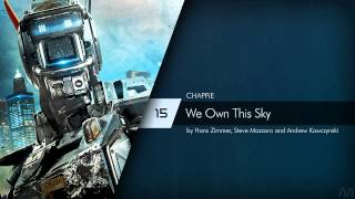 15 Hans Zimmer - Chappie - We Own This Sky