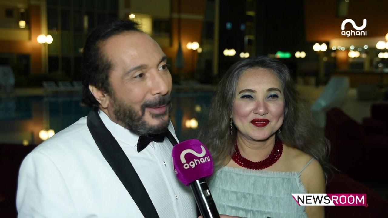 مصطفى قمر، صلاح عبدالله ولطفي لبيب يحتفلون بعيد ميلاد علي الحجّار.. وهذا ما كشفته زوجته!