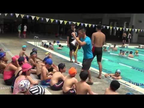 1040701-03 中和國小游泳營-水域安全宣導 - YouTube