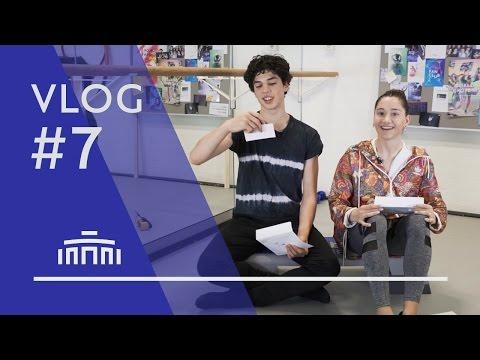 Dutch vs Georgian words! - VLOG#7 by Tim and Salome - Junior Company