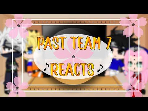 Download Past Team 7 Reacts To Their Future || Naruto || NaruHina , SasuSaku ||