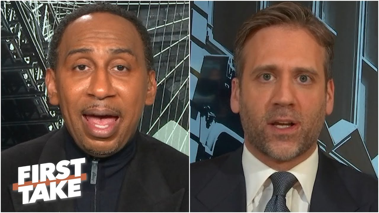 Stephen A. and Max discuss how soon sports will return   First Take