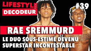 Rae Sremmurd Le Duo Sous Estim Devenu Superstar Incontestable LSD 39