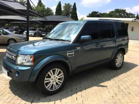 2010 land rover discovery discovery 4 v8 hse auto auto for sale on auto trader south africa. Black Bedroom Furniture Sets. Home Design Ideas
