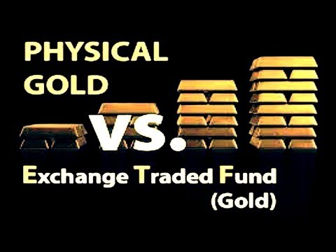 Physical Gold vs Gold ETF | Which Is The Better ?  How To Invest In Gold For Beginners ?