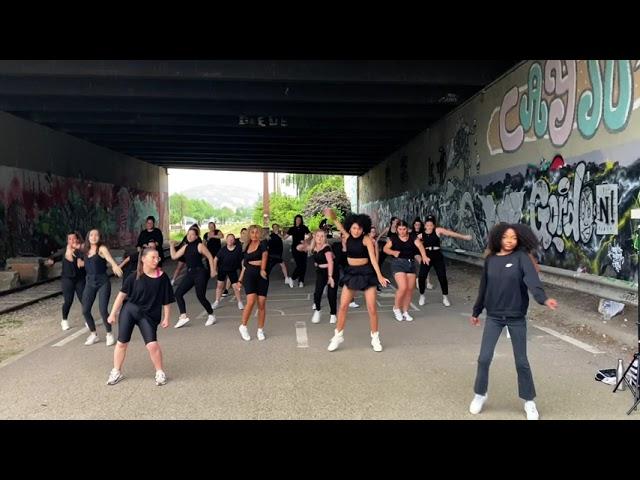 Style & Feeling projet / Chorégraphie / Fanta