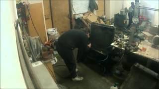 Ремонт радиатора на автомобиль FAW(, 2016-12-27T07:49:20.000Z)
