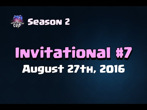 Super Magical Cup Invitational #7 /w CLARK KENT