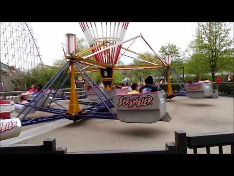 Dorney Park: Scrambler off Ride POV / May 10, 2014 / 1080p