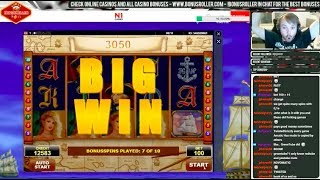💰Nice Bonus! Admiral Nelson (AMATIC) - BonusRoller