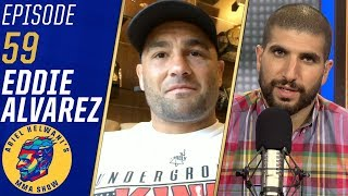 Eddie Alvarez 'maxed out' on Nate Diaz's win vs. Anthony Pettis | Ariel Helwani's MMA Show