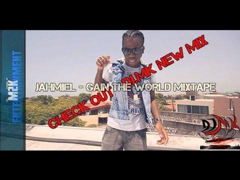 Jahmiel Gain the World MIX | Mixed by DJ MK (May 2016)
