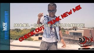 Jahmiel Gain the World MIX | Mixed by DJ MK (May 2016)
