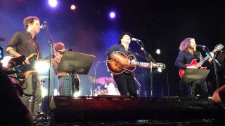 """Johnny Depp Plays Guitar with The New Basement Tapes - LIVE - """"Kansas City"""""""
