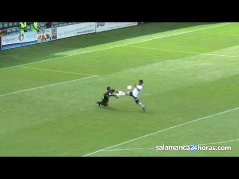 Resumen CF Salmantino 2-2 UD Poblense | Playoff de ascenso a Segunda B