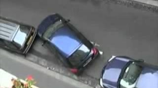 Секретный приём мастера парковки