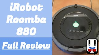 iRobot Roomba 880 Full Review