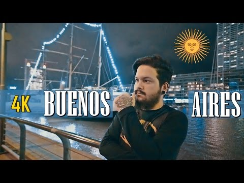 CONHECENDO BUENOS AIRES   4K