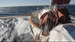 EP. 2 Sailing Vessel Prism SF Bay to Pebble Beach