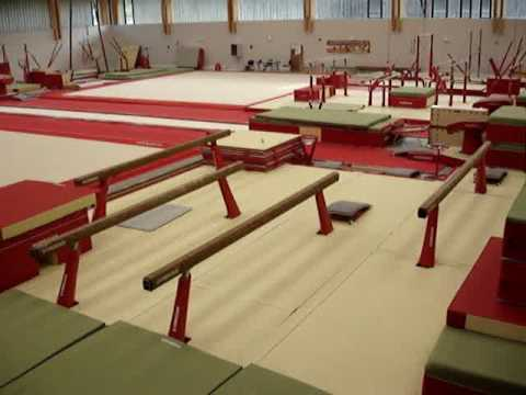 insep nouvelle salle de gymnastique youtube. Black Bedroom Furniture Sets. Home Design Ideas