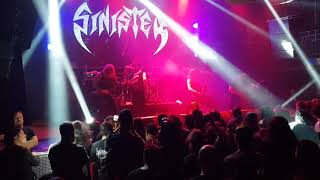 Sinister 1 live Chile 2018