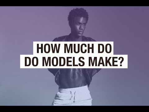 How Much Do Models Make?
