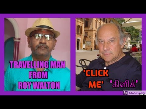 ONLINE TAMIL MAGIC I ONLINE MAGIC TRICKS TAMIL #628 I TRAVELLING MAN