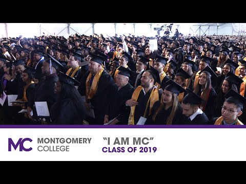 Commencement 2019 | Montgomery College, Maryland